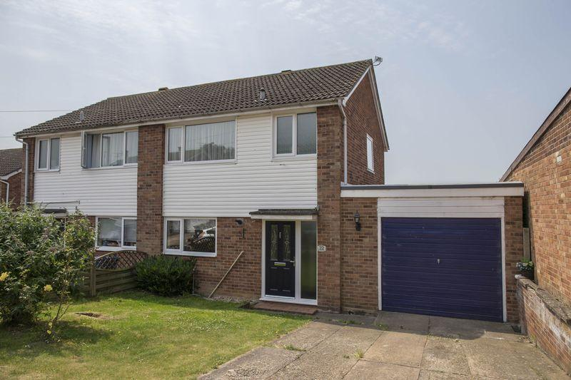 3 Bedrooms Semi Detached House for sale in Bockhill Road, Bury St Edmunds