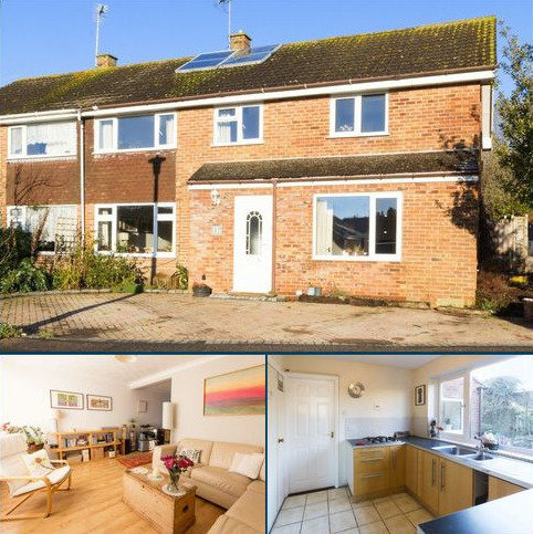 5 bedroom semi-detached house for sale - Ethelburga Drive, Lyminge