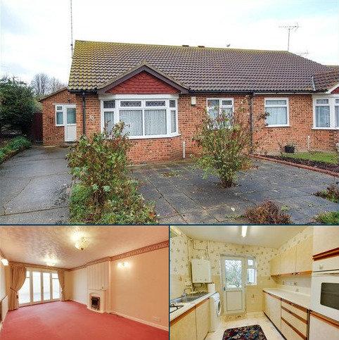 2 bedroom semi-detached bungalow for sale - Woodland Road, Herne Bay
