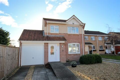 3 bedroom detached house for sale - Crestfield Avenue, Bridgwater