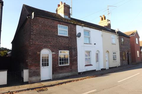 2 bedroom end of terrace house for sale - Fishpond Lane, Holbeach
