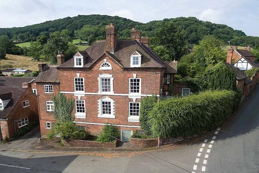 7 Bedrooms Detached House for sale in The Village, Abberley, Worcester, Worcestershire, WR6