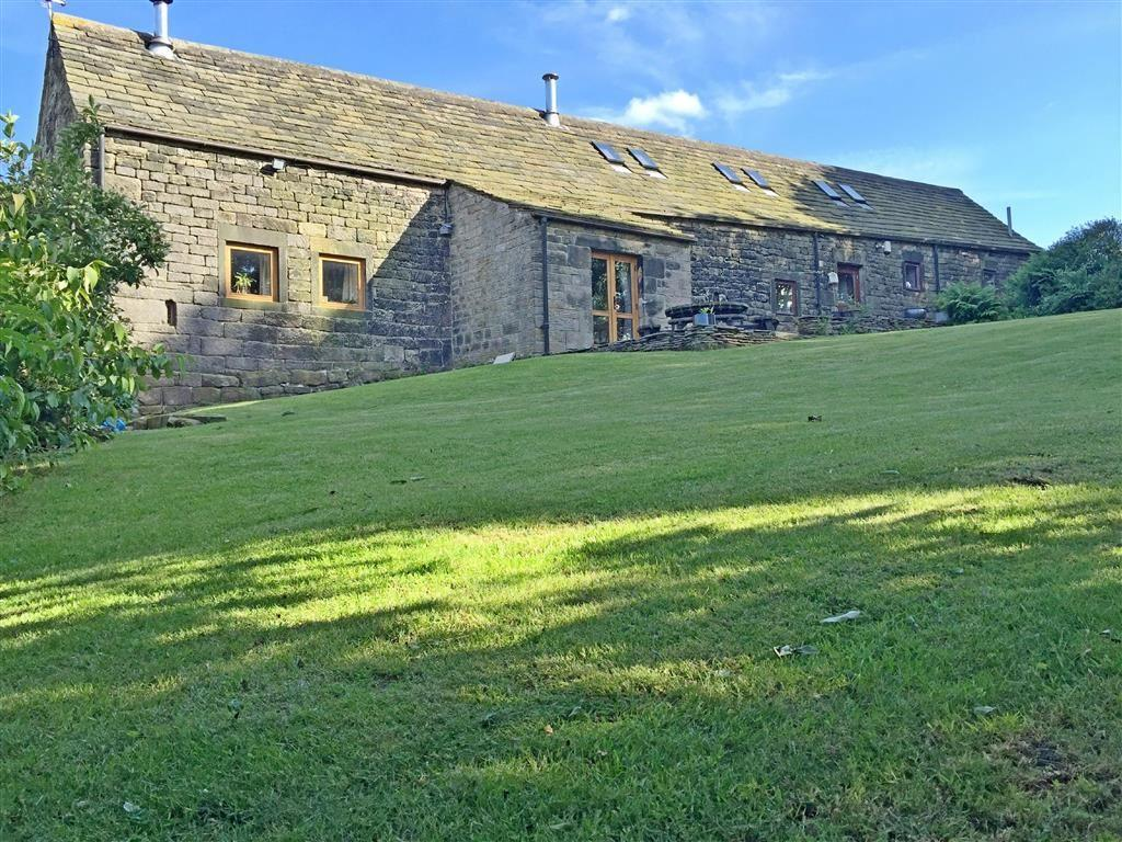 4 Bedrooms Barn Conversion Character Property for sale in Green Farm, Midhopestones, Sheffield, S36