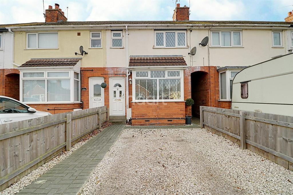 3 Bedrooms Terraced House for sale in St Aidens Road, North Hykeham