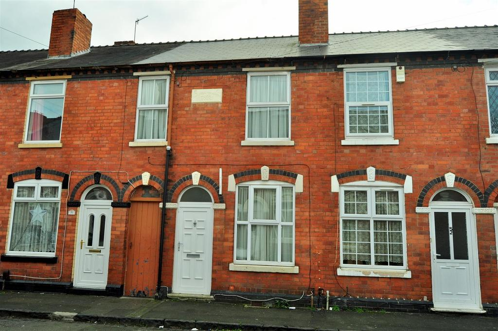 2 Bedrooms House for sale in Sidaway Street, Cradley Heath