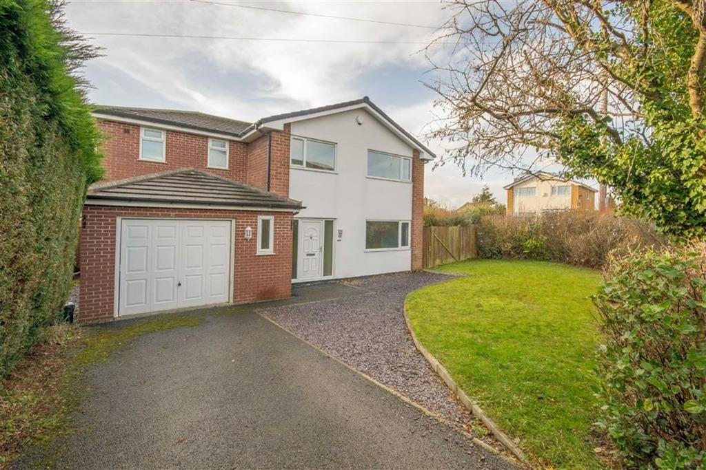4 Bedrooms Detached House for sale in The Grove, Northop Hall, Mold