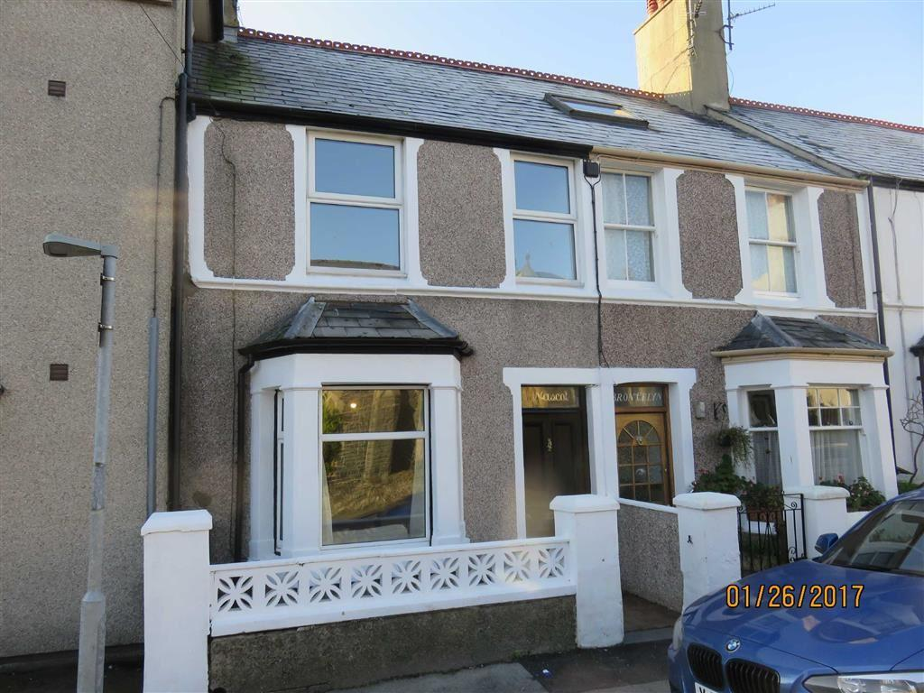 2 Bedrooms Terraced House for rent in Rating Row, Beaumaris, Anglesey
