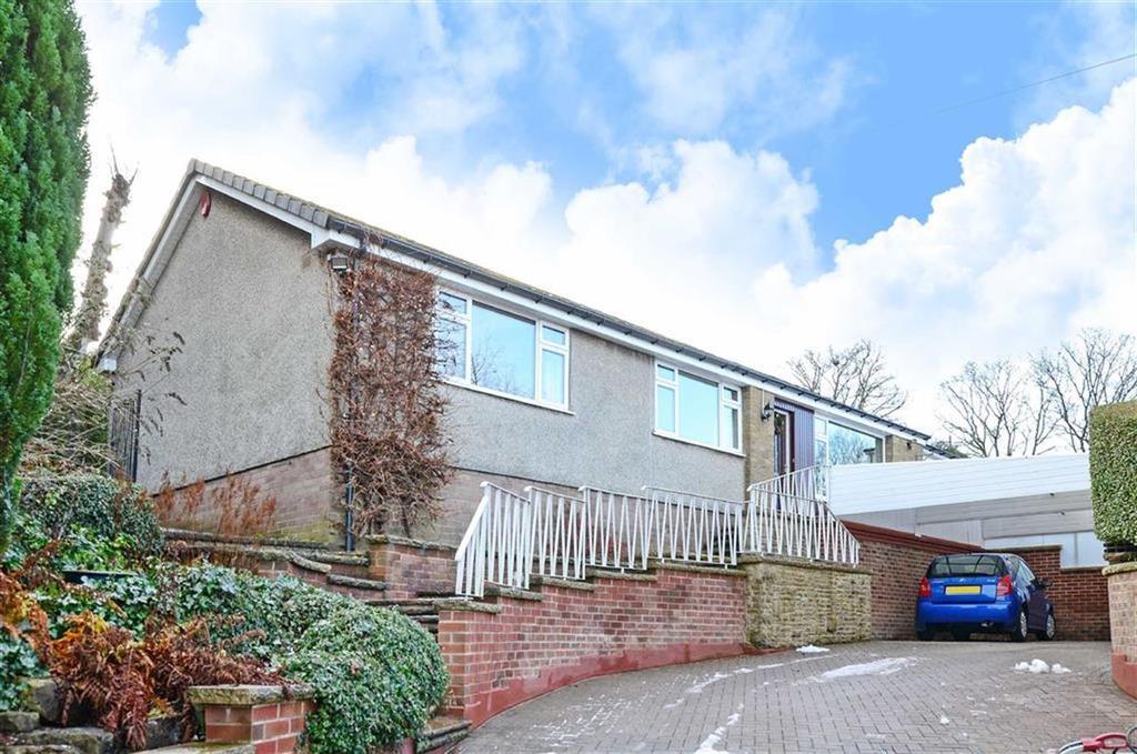 3 Bedrooms Bungalow for sale in 76, Hallowes Lane, Dronfield, Derbyshire, S18