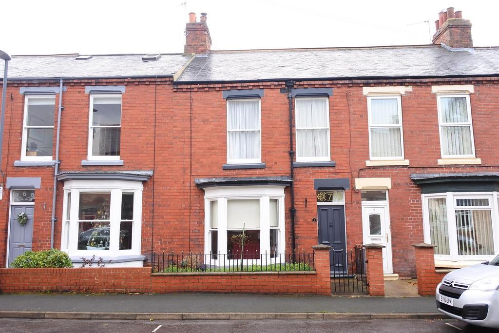 4 Bedrooms Terraced House for sale in L'Espec Street, Northallerton