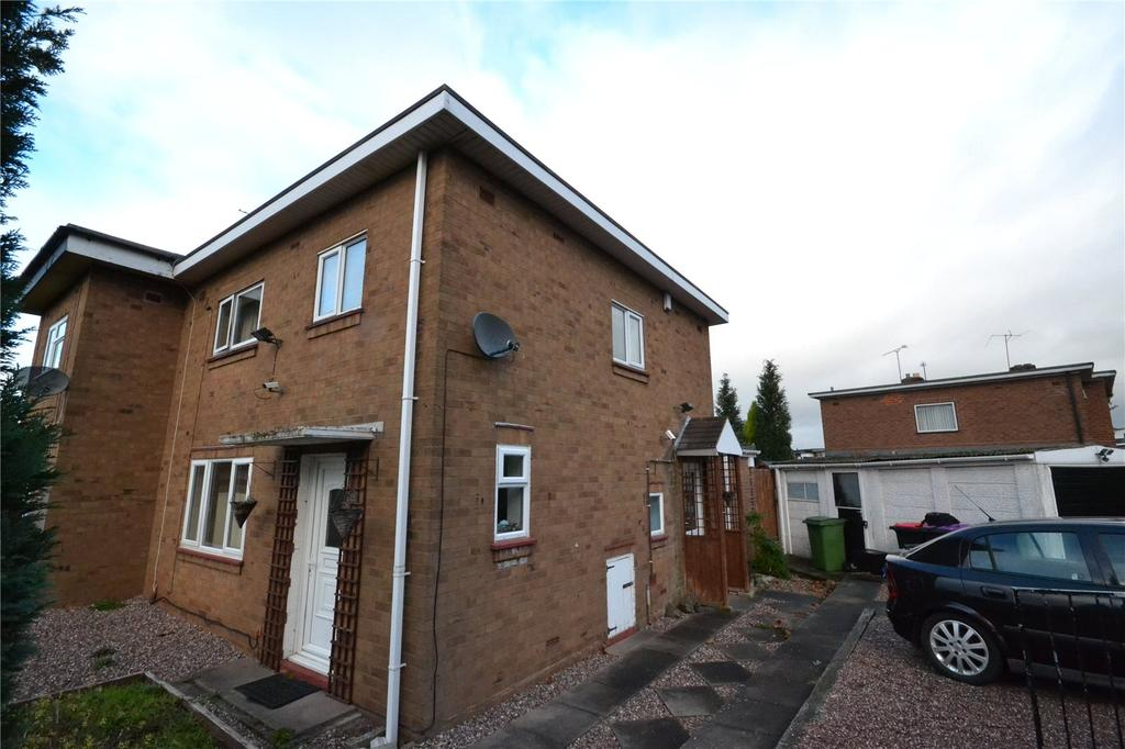 3 Bedrooms Semi Detached House for sale in 59 Turreff Avenue, Donnington, Telford, TF2