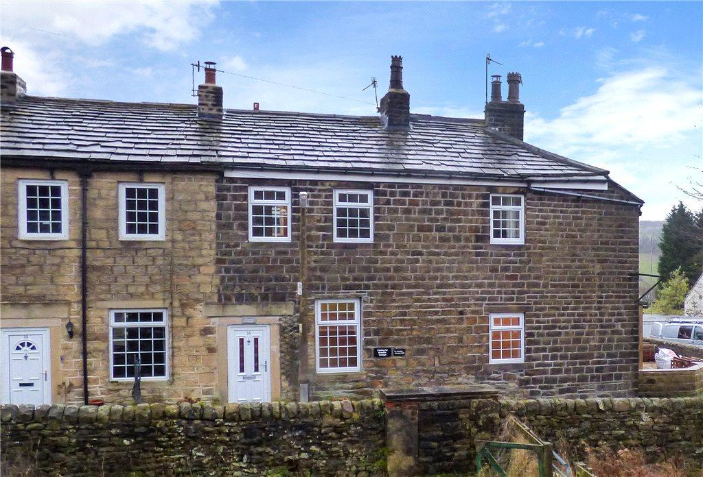 2 Bedrooms Unique Property for sale in Dockroyd, Oakworth, Keighley, West Yorkshire
