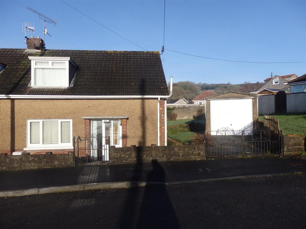 2 Bedrooms Semi Detached House for sale in Dolau Fan Road, Burry Port