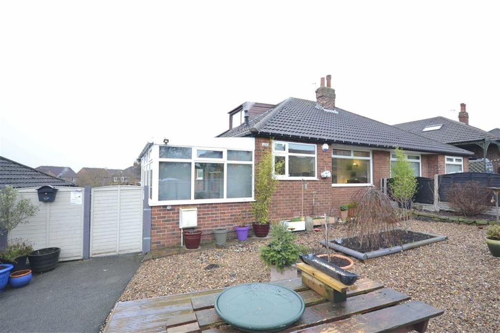 3 Bedrooms Semi Detached Bungalow for sale in Field End Road, Halton, Leeds, LS15