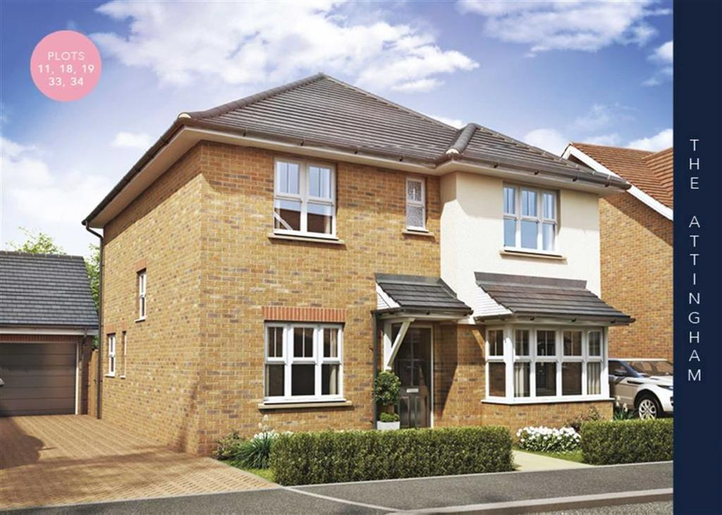 4 Bedrooms Detached House for sale in Broadleaf Gardens, Attingham, Birches Barn Road, Bradmore, Wolverhampton, WV3
