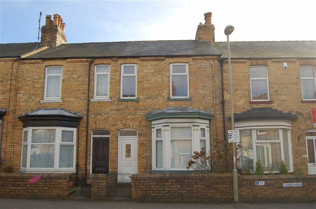 2 Bedrooms Terraced House for rent in Ramsey Street, Scarborough