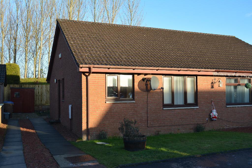 2 Bedrooms Bungalow for sale in Skye Drive, Polmont, Falkirk, FK2 0UN