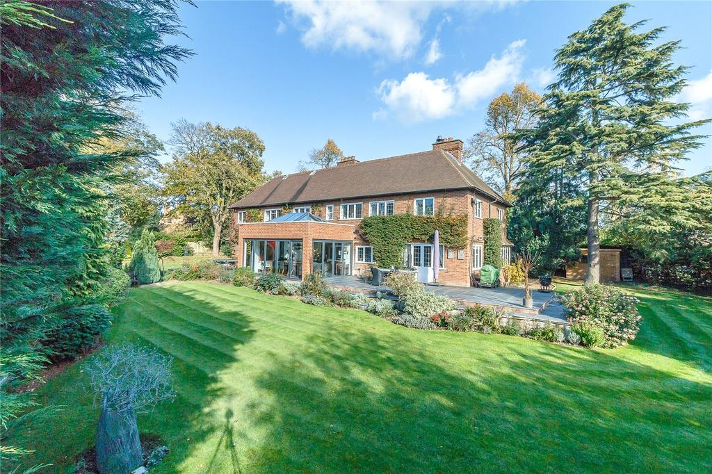6 Bedrooms Detached House for sale in Hill Waye, Gerrards Cross, Buckinghamshire