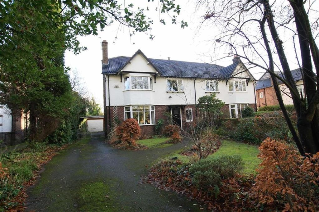 4 Bedrooms Semi Detached House for sale in Moss Lane, Sale