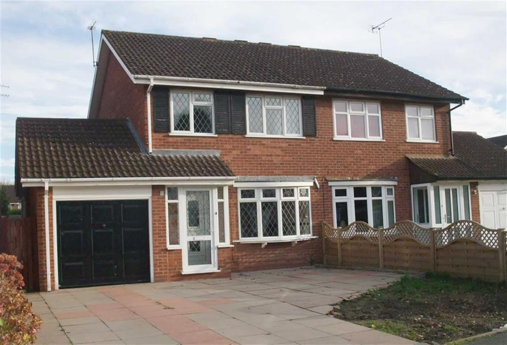 3 Bedrooms Semi Detached House for rent in Ainsworth Road, Wolverhampton, MOSELEY PARK