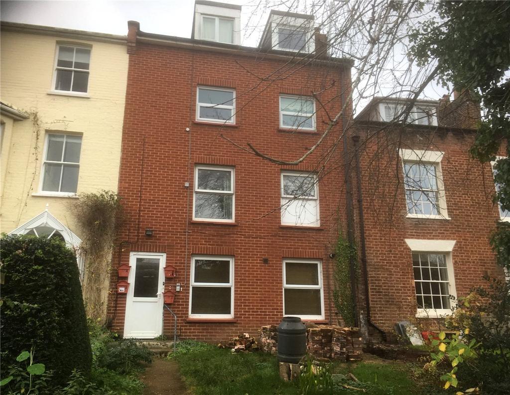 1 Bedroom Flat for sale in Longbrook Street, Exeter, Devon, EX4