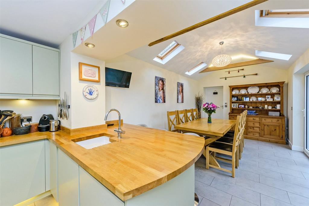 4 Bedrooms End Of Terrace House for sale in Suddern Farm Cottages, Salisbury Lane, Over Wallop, Stockbridge, SO20