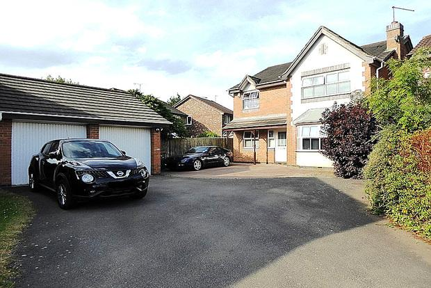 4 Bedrooms Detached House for sale in Cottesbrooke Gardens, East Hunsbury, Northampton, NN4