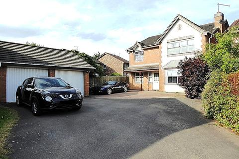 4 bedroom detached house for sale - Cottesbrooke Gardens, East Hunsbury, Northampton, NN4