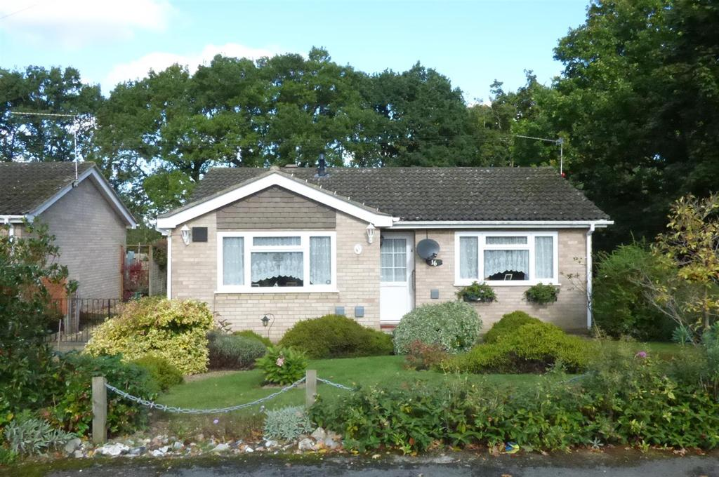 2 Bedrooms Detached Bungalow for sale in Blackbird Avenue, Brandon