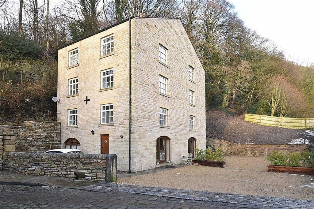 3 Bedrooms Semi Detached House for sale in Defiance Mill, Queen Street, Bollington