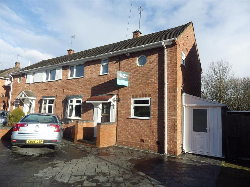 3 Bedrooms Semi Detached House for sale in Stourdell Road, Halesowen