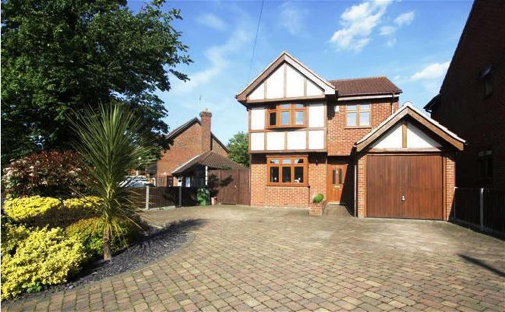 4 Bedrooms Detached House for sale in High Road North, Billericay