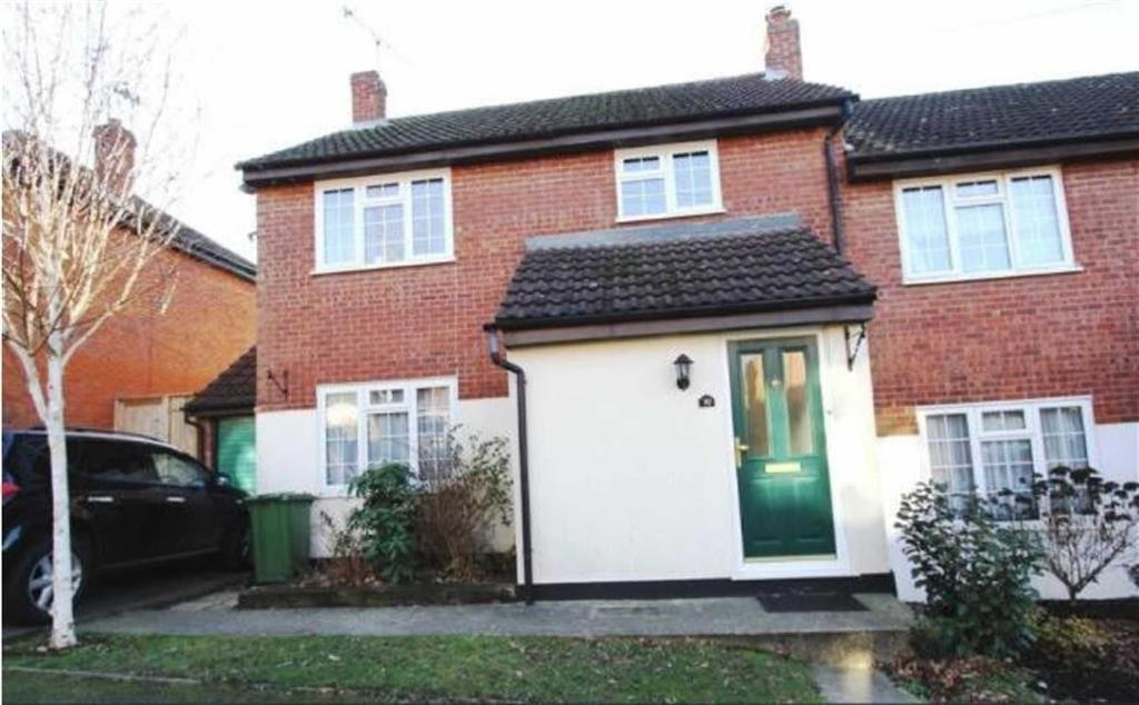 4 Bedrooms Semi Detached House for sale in Montague Way, Billericay