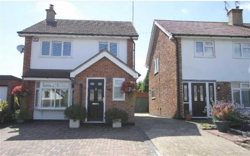 3 Bedrooms Detached House for sale in Newlands Road, Billericay