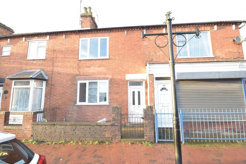 2 Bedrooms Terraced House for rent in Station Road, Desborough, Kettering