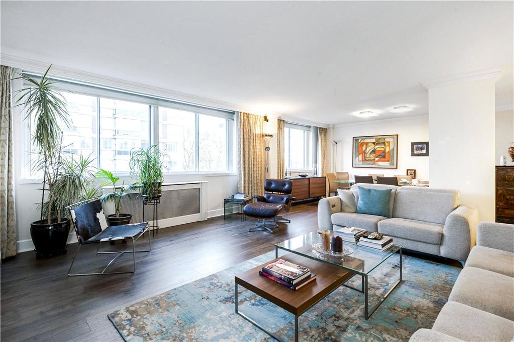 3 Bedrooms Flat for sale in The Quadrangle, London, W2
