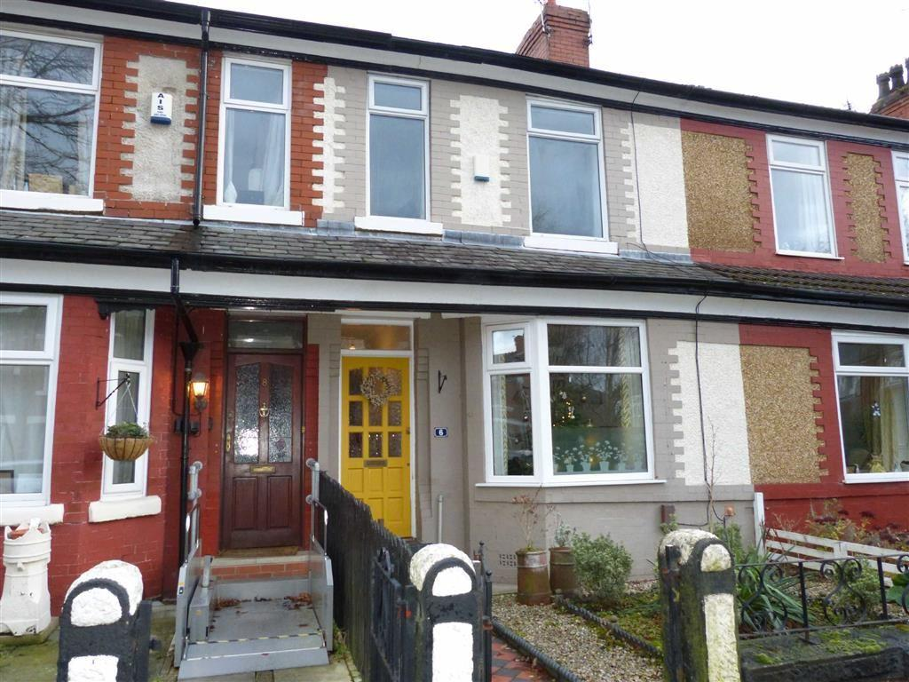 3 Bedrooms Terraced House for sale in Grange Road, Chorlton