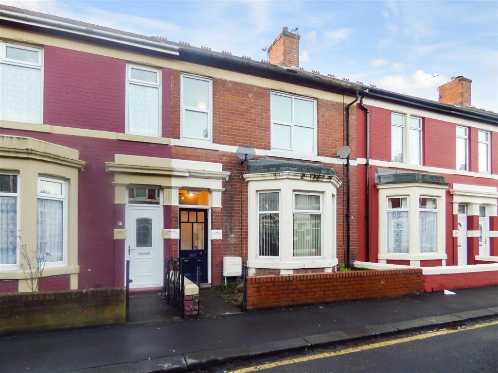 2 Bedrooms Flat for sale in Laburnam Avenue, Wallsend, Tyne And Wear
