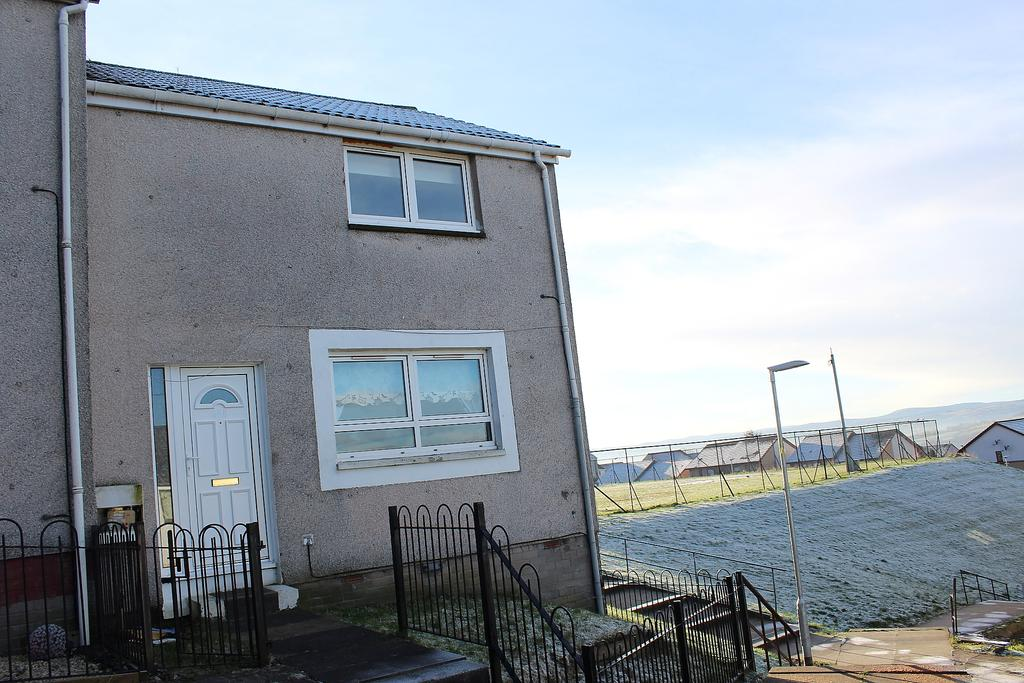 2 Bedrooms End Of Terrace House for sale in BRAEHEAD ESTATE, ALEXANDRIA G83