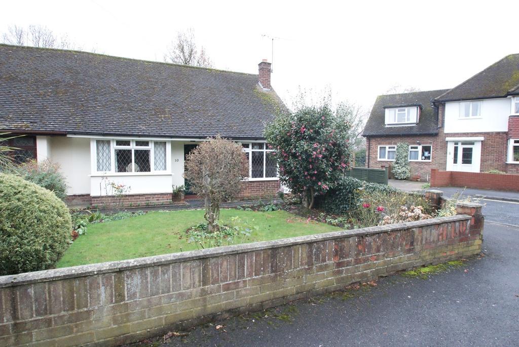 2 Bedrooms Semi Detached Bungalow for sale in Pine Close, Ingatestone, Essex, CM4