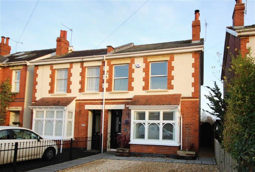 3 Bedrooms Semi Detached House for sale in Old Bath Road, Leckhampton, Cheltenham, GL53