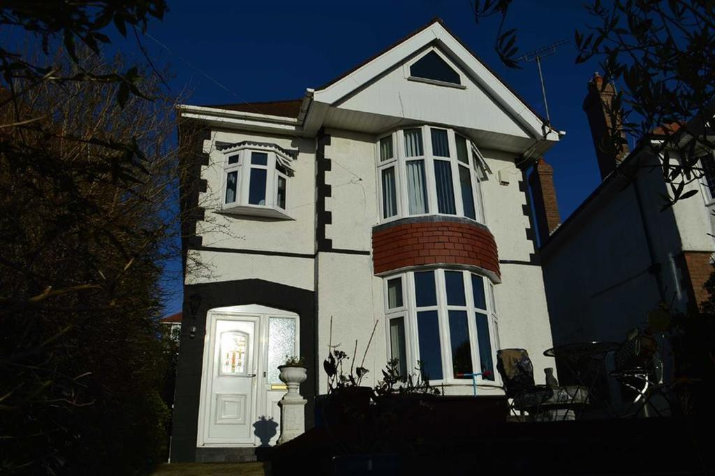 5 Bedrooms Detached House for sale in Lon Cedwyn, Swansea, SA2