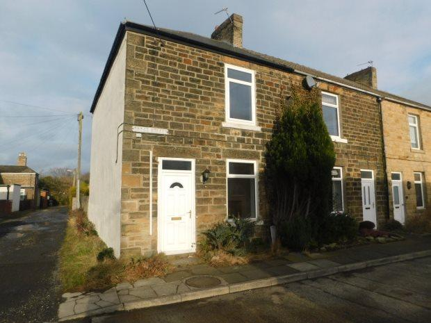 2 Bedrooms Terraced House for sale in CROSS STREET, CROXDALE, DURHAM CITY : VILLAGES EAST OF