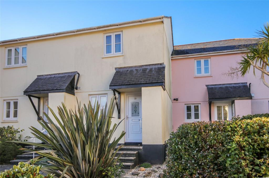 2 Bedrooms Terraced House for sale in Church Close, Kingsbridge, Devon, TQ7