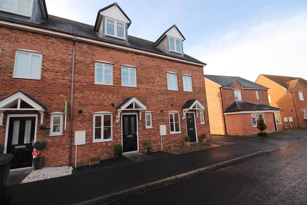3 Bedrooms House for sale in Cloverfield, West Allotment, Newcastle Upon Tyne