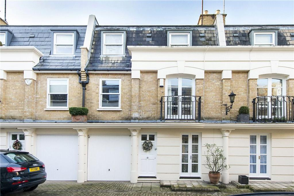 3 Bedrooms Mews House for sale in St. Peters Place, Maida Vale, London, W9