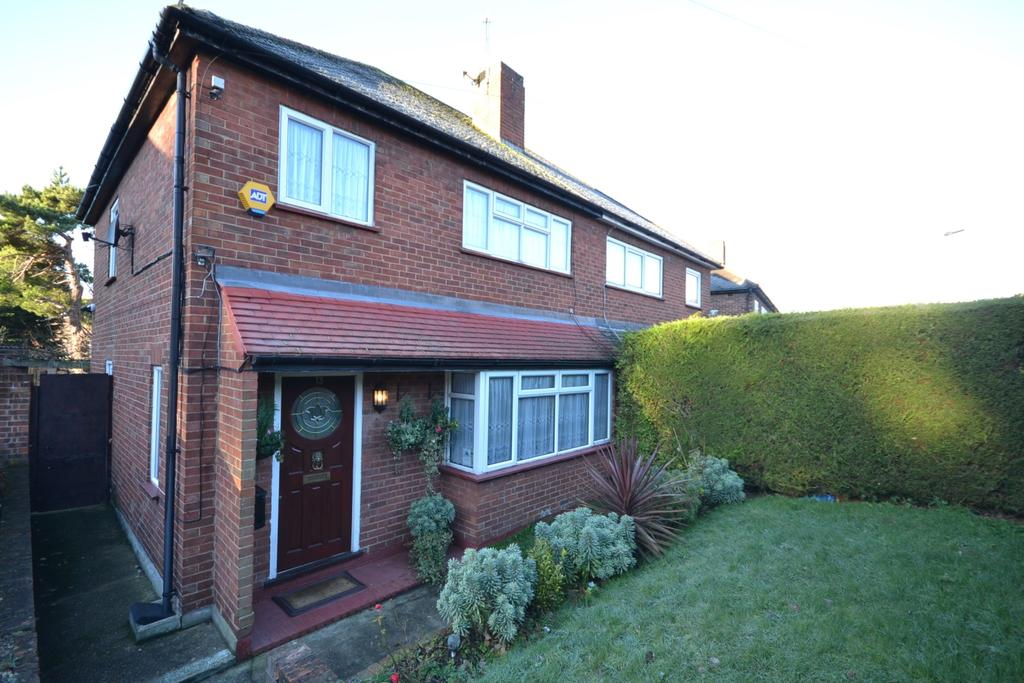 3 Bedrooms Semi Detached House for sale in Chesterfield Close Orpington BR5