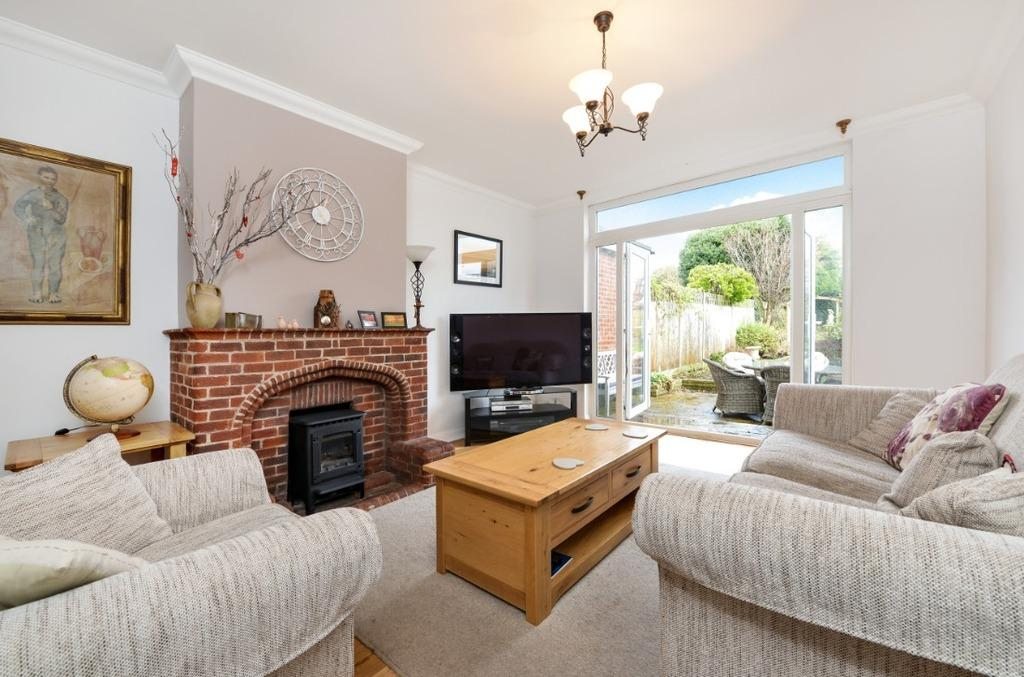 5 Bedrooms Semi Detached House for sale in Nevill Avenue Hove East Sussex BN3