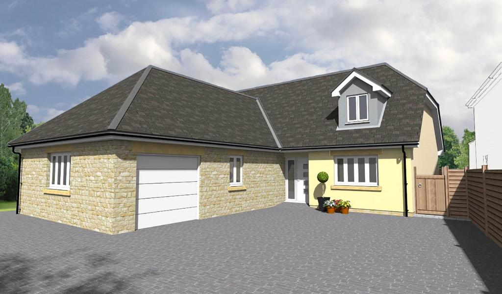 3 Bedrooms Detached Bungalow for sale in Priestlands, Sherborne, Dorset