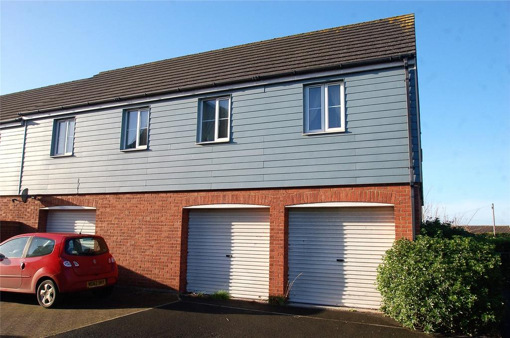 2 Bedrooms Apartment Flat for sale in Standish Street, Bridgwater, Somerset, TA6