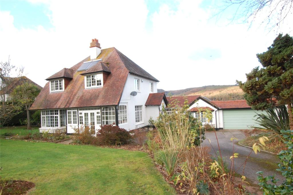 4 Bedrooms House for sale in Periton Road, Minehead, Somerset, TA24